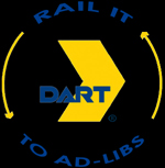 Take the DART to a show!